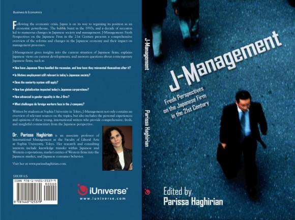Parissa Haghirian J-Management
