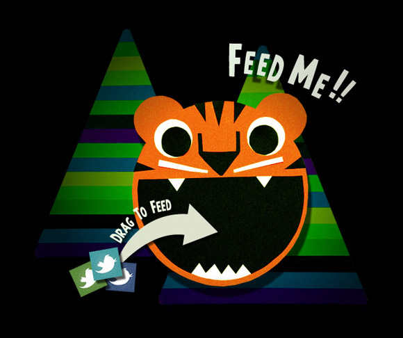 Feed your excess tweeters to the tiger & tame Twitter in 2010!