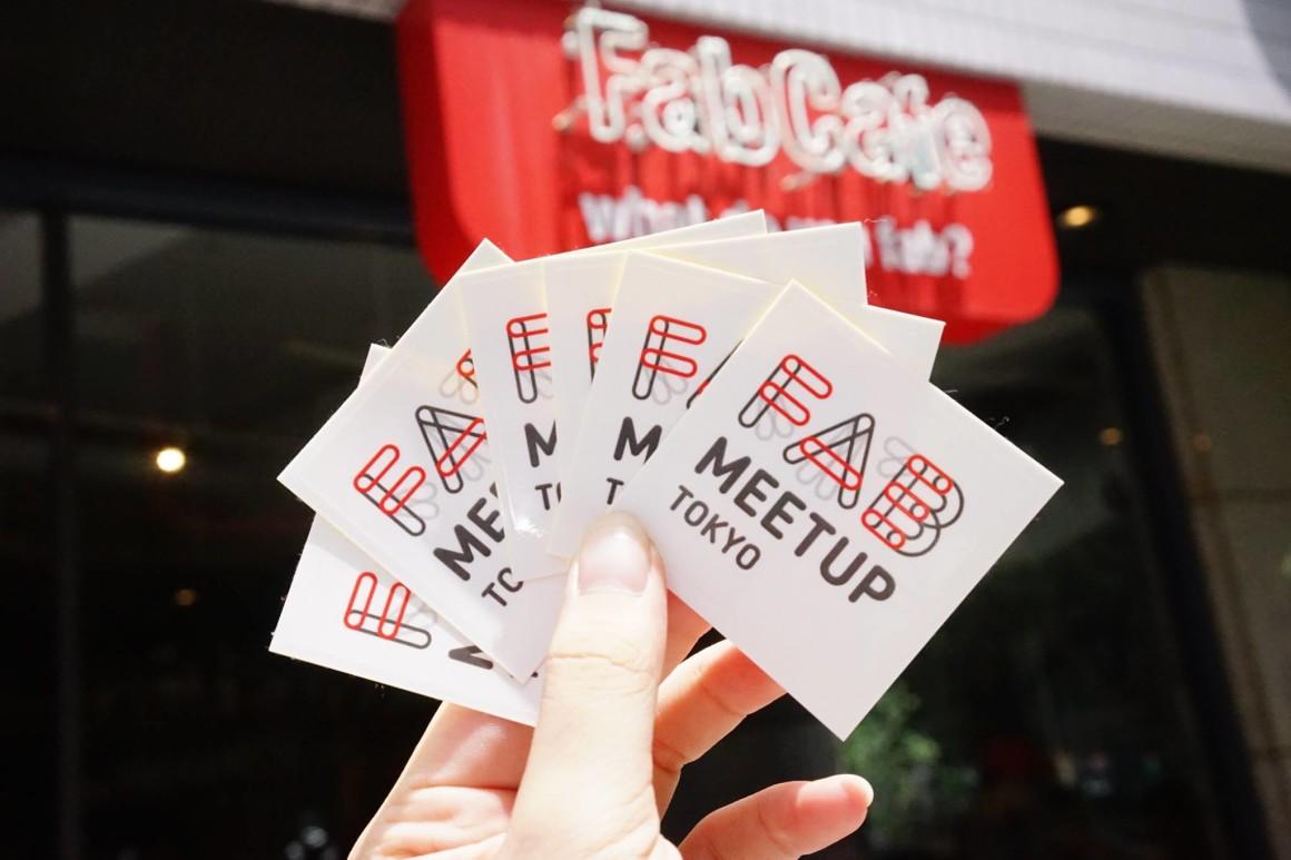 FAB Meetup at FabCafe