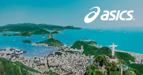 ASICS - Rio Olympics - Contest Campaign Landing Page