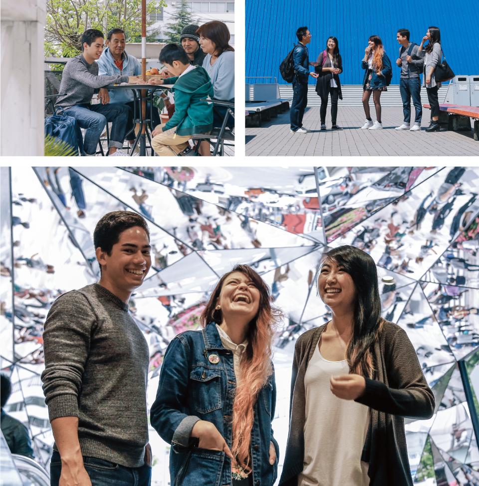 Japan Studies Program for Tokyo International University - Photo Shoot & Video Production