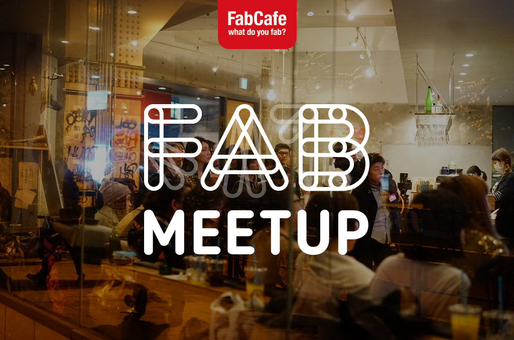 Loftwork - Fabcafe - FAB Meetup event logo