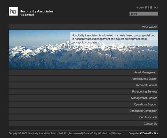 Hospitality Associates Asia Limited - Home Page