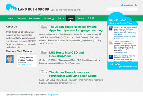 Land Rush Group - News Blog Page