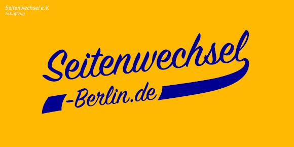 Seitenwechsel e.V Berlin - Logo