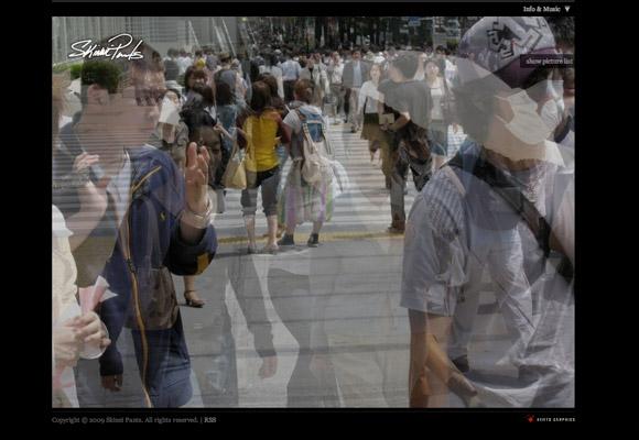 Skinnipants Homepage  - Large Image View
