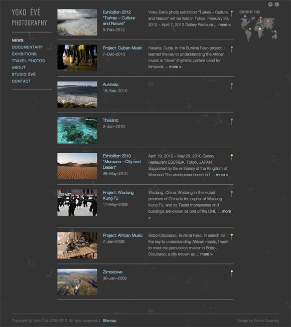 Yoko Yoko Évé - Category Listing Landing Page