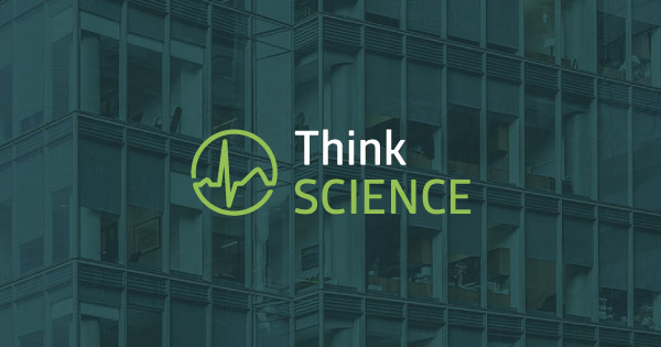 ThinkSCIENCE - expert translation and editing - logo, identity, illustration, website and print design