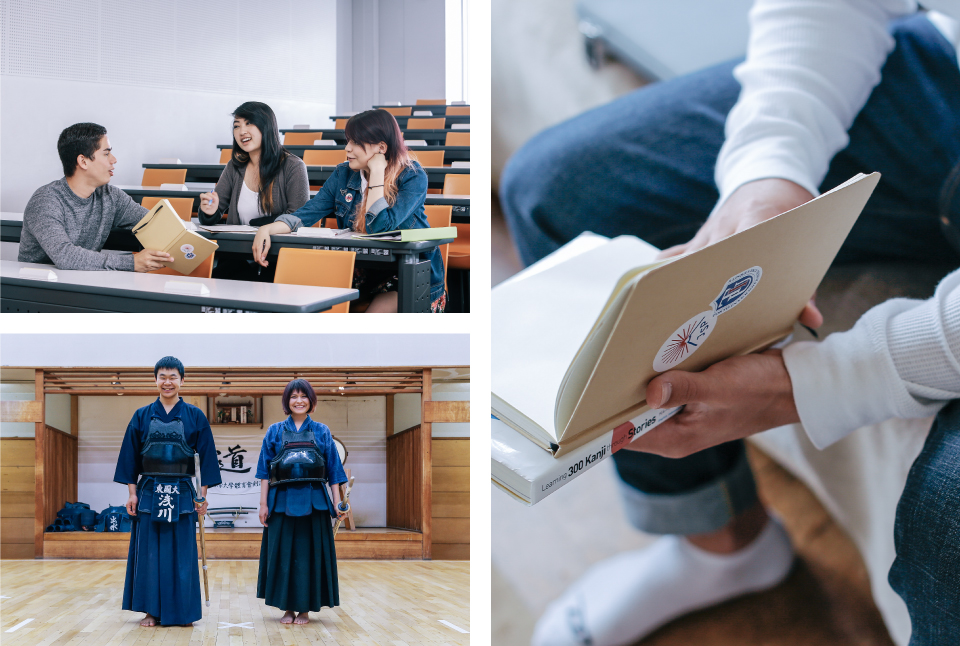 Japan Studies Program for Tokyo International University - Photo Shoot & Video Production